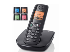Telefono IP cordless gigaset a540