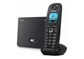 Telefono IP cordless gigaset a510